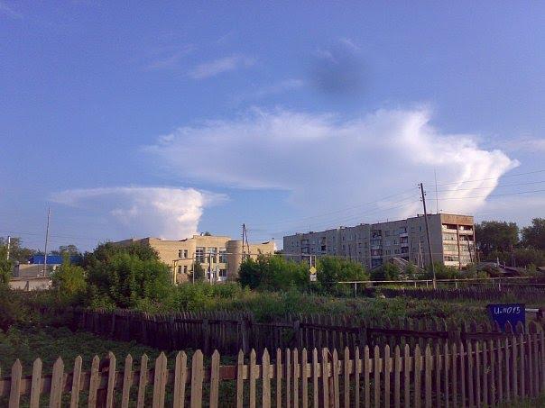 Бассейн за поворотом, Еманжелинск