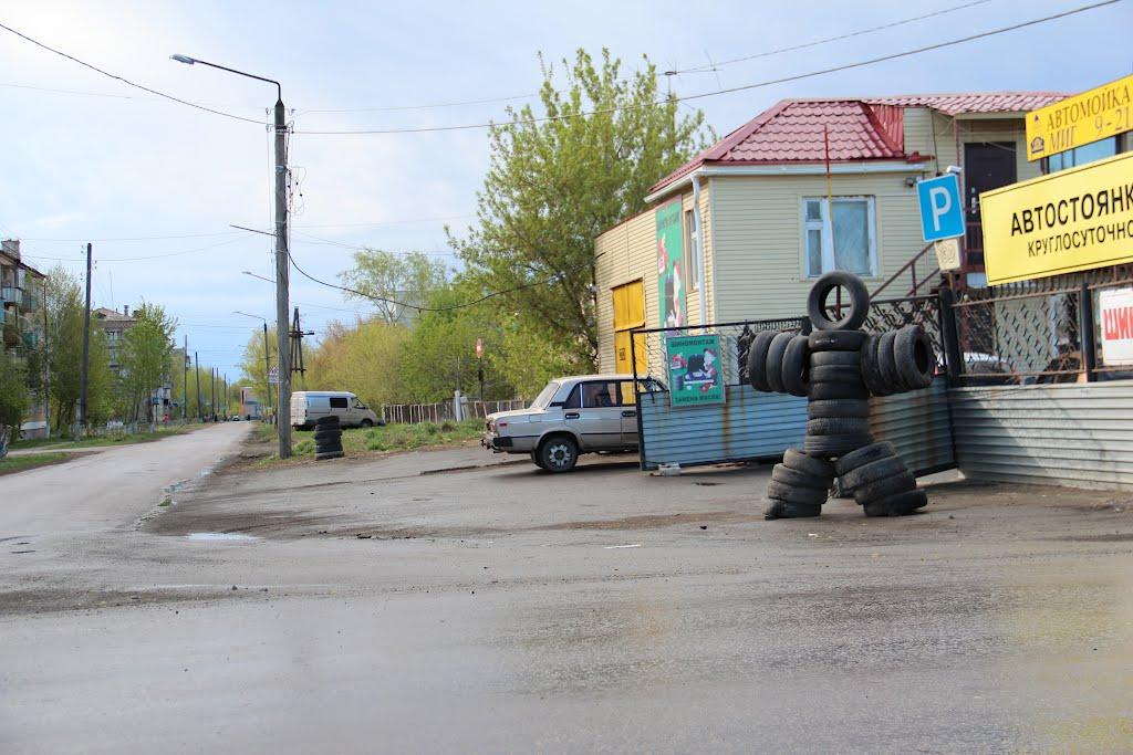 реклама, Еманжелинск