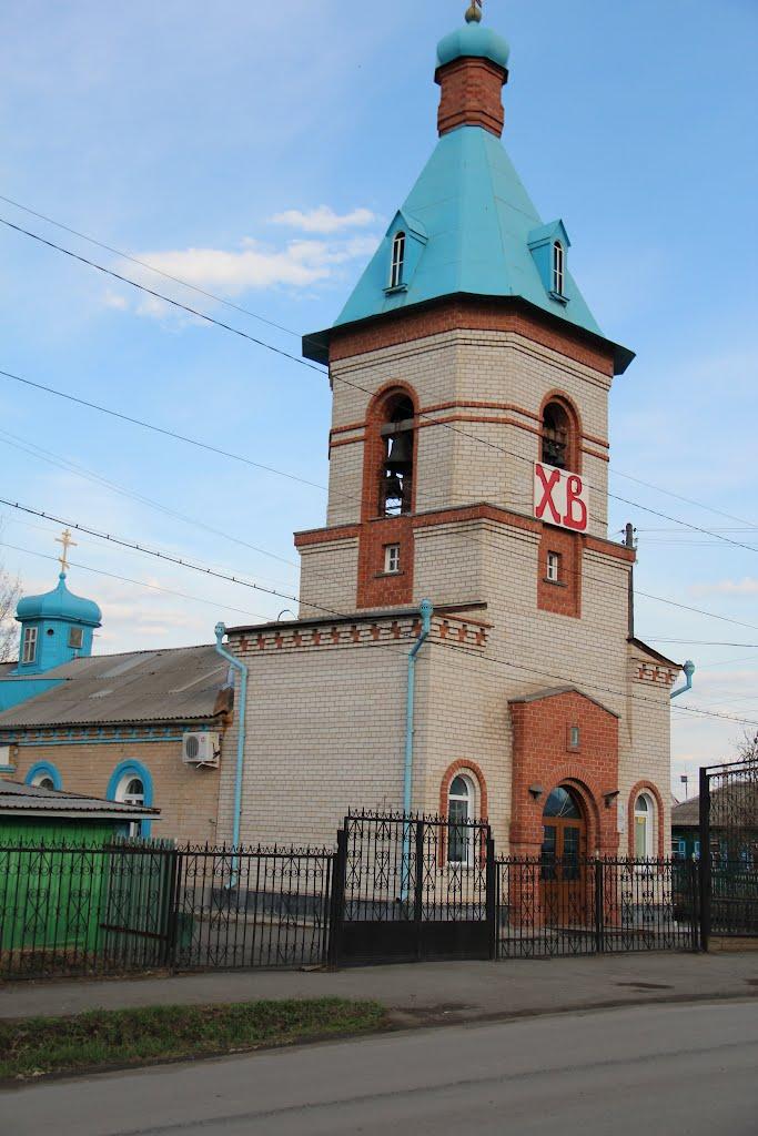 наша церковь, Еманжелинск