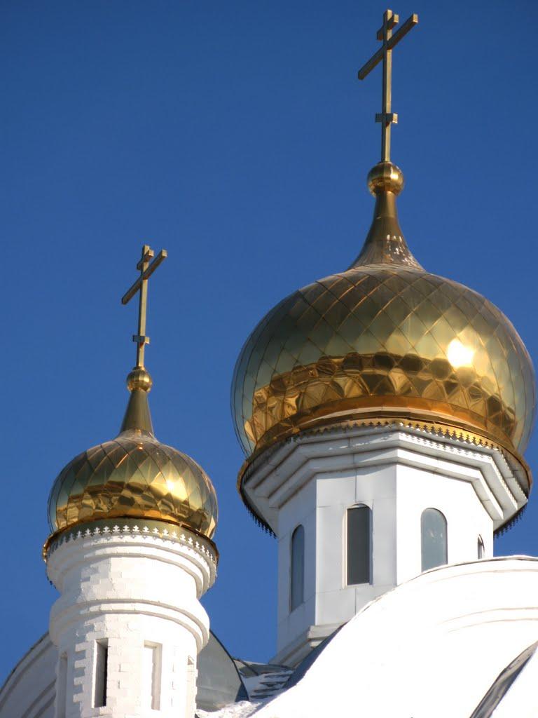 Храм Серафима Саровского, Златоуст