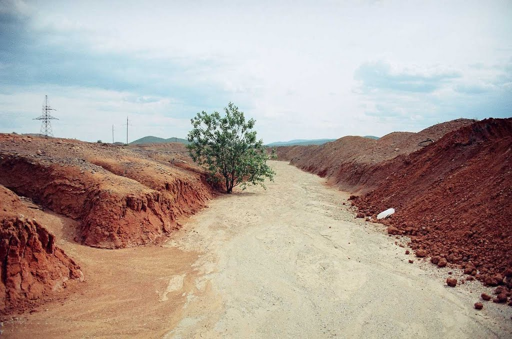 Окрестности Карабаша, Карабаш