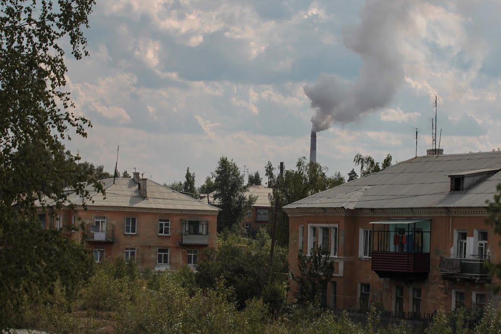 Карабаш, июль 2012 / Karabash, juli 2012 www.abcountries.com, Карабаш