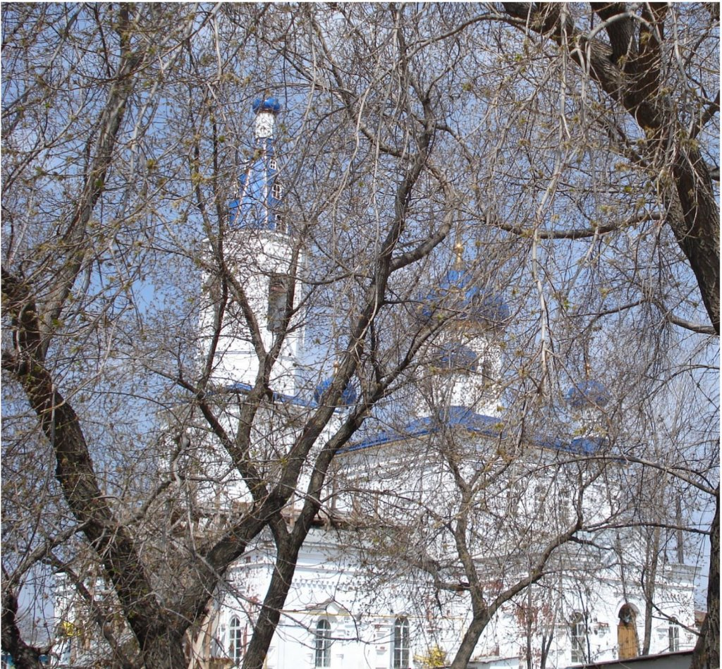 Весна, Карталы