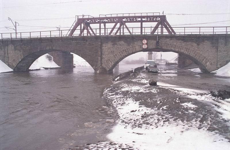 Три моста, Карталы