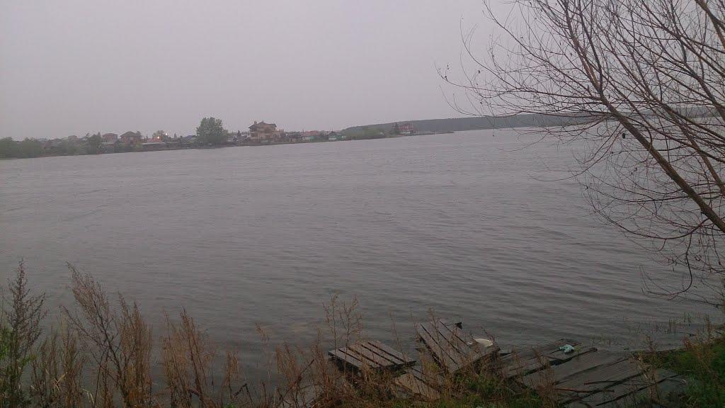 озеро Большие Касли, Касли