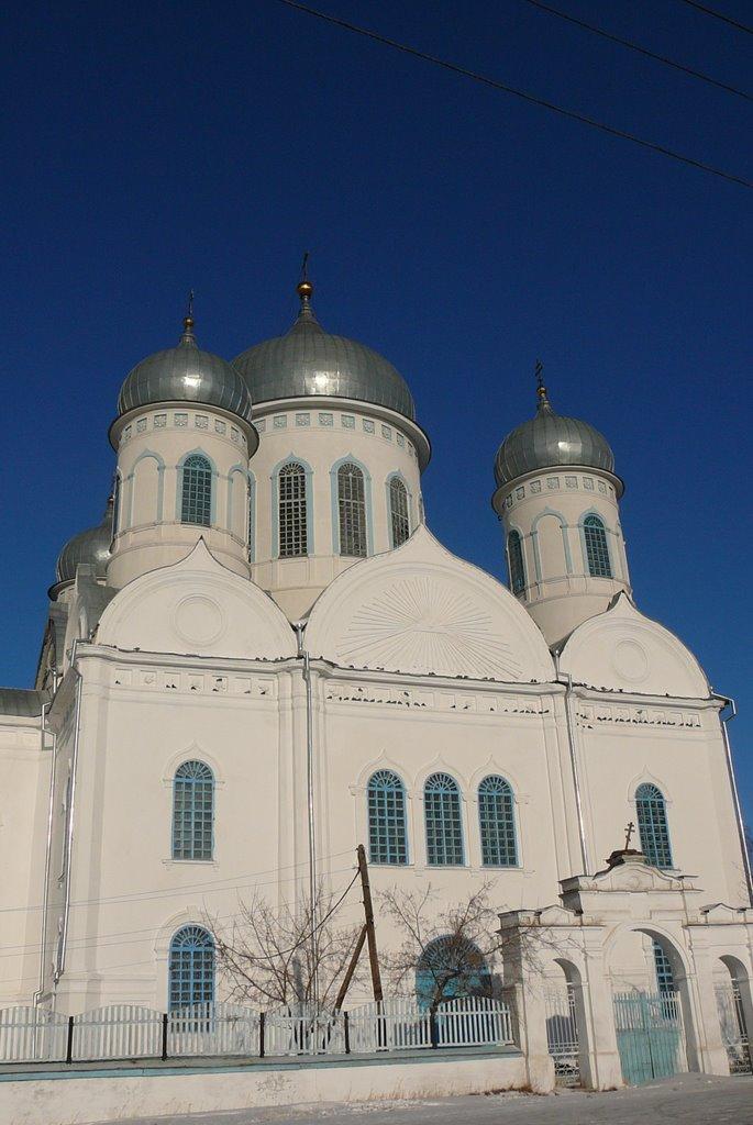Церковь, Касли