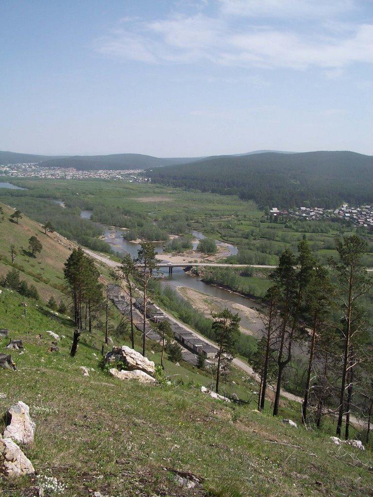 Мост через Катав, Катав-Ивановск