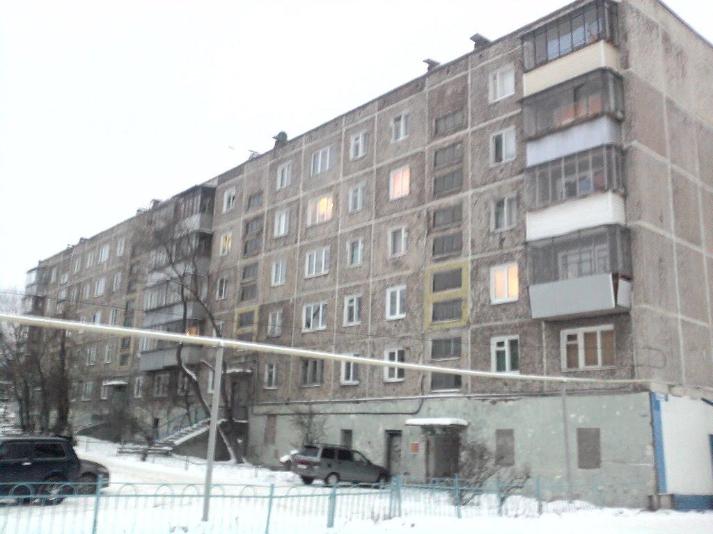 Дом на ул. Дм. Тараканова, Катав-Ивановск