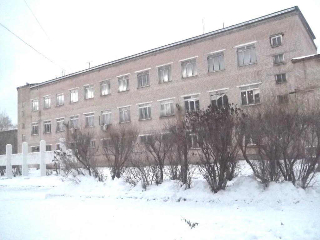 Здание связи..., Катав-Ивановск