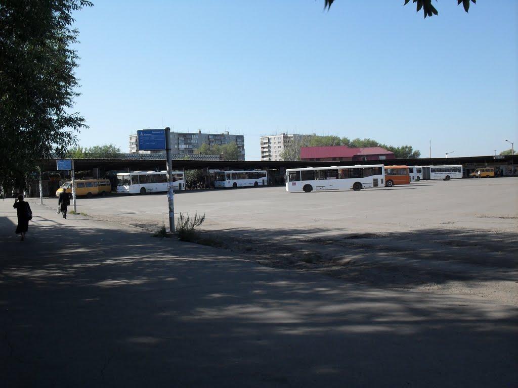 Автовокзал, Копейск