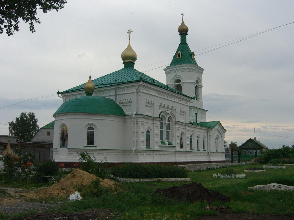 Церковь, Коркино