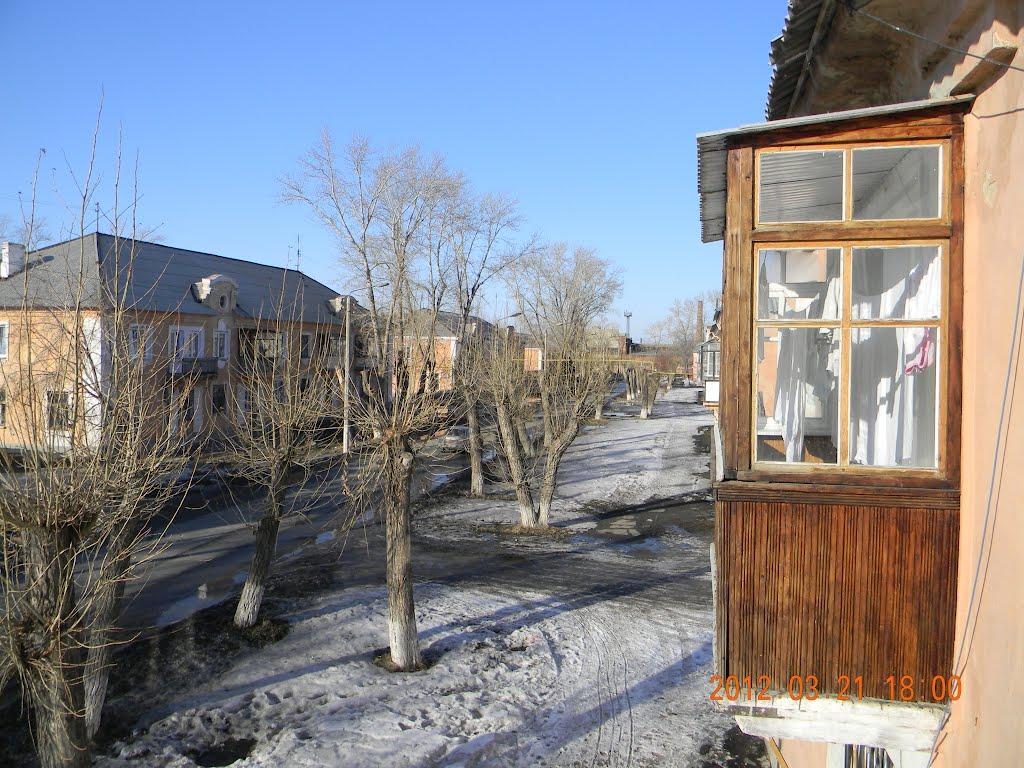 Улица Маслова, Коркино
