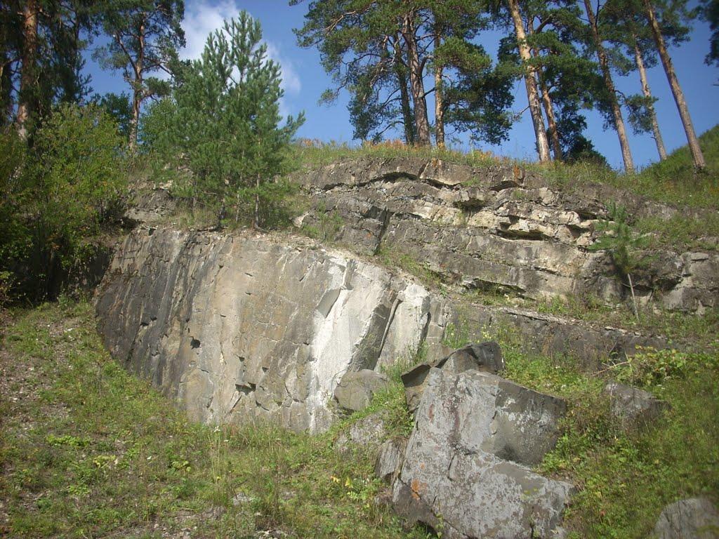 Скалы, Куса