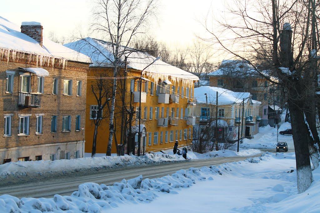 Улица Ленина, Куса
