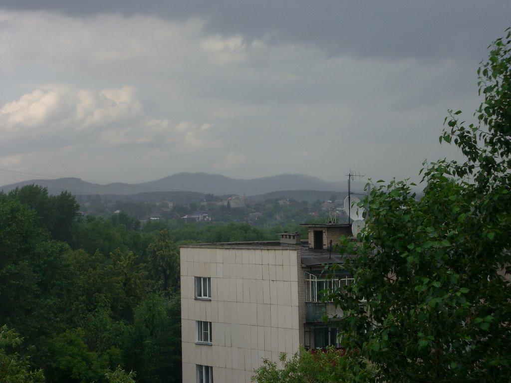 Вид из окна, Кыштым