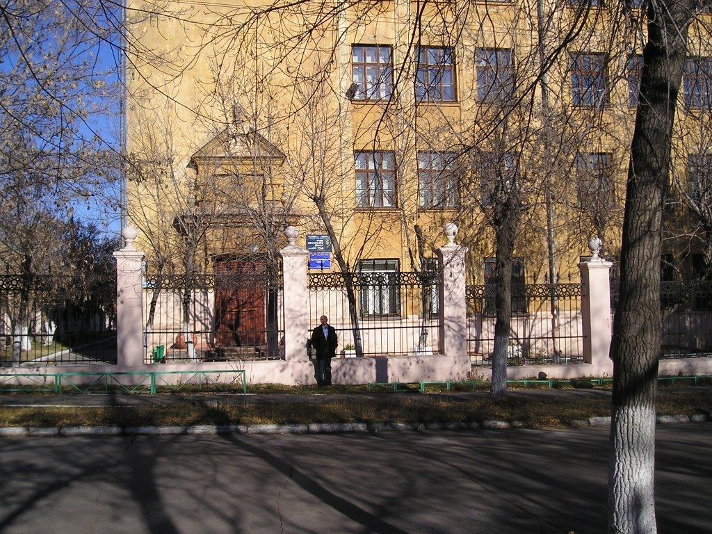 Школа №51, Магнитогорск