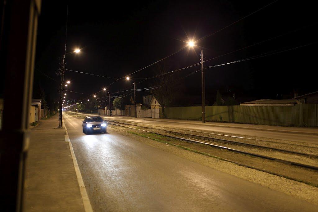 Улица Ленинградская пересечение с Мичурина, Магнитогорск