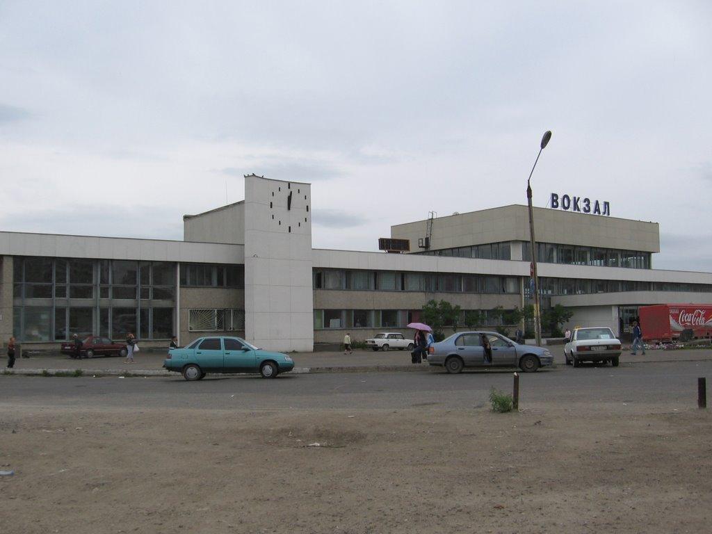 Вокзал в Миассе, Миасс