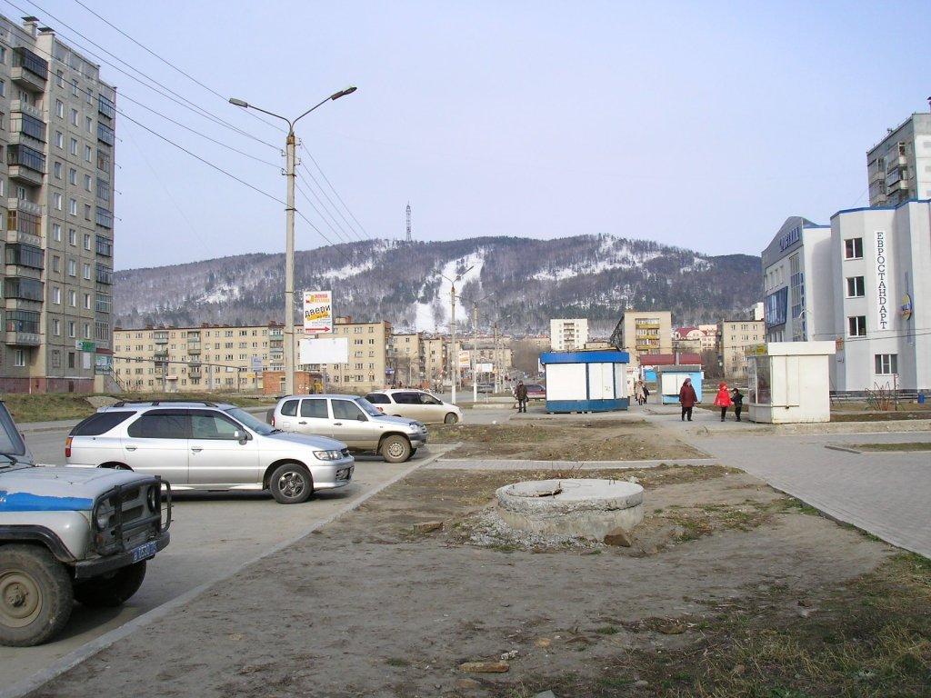 Миасс, р-н Комарова / Miass, Komarova district, Миасс