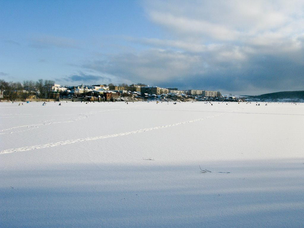 Зима// www.abCountries.com, Сатка