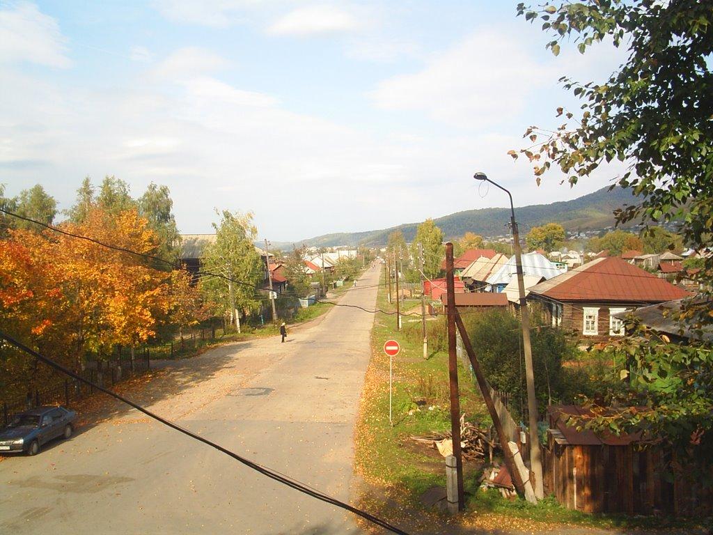 Улица, Сим