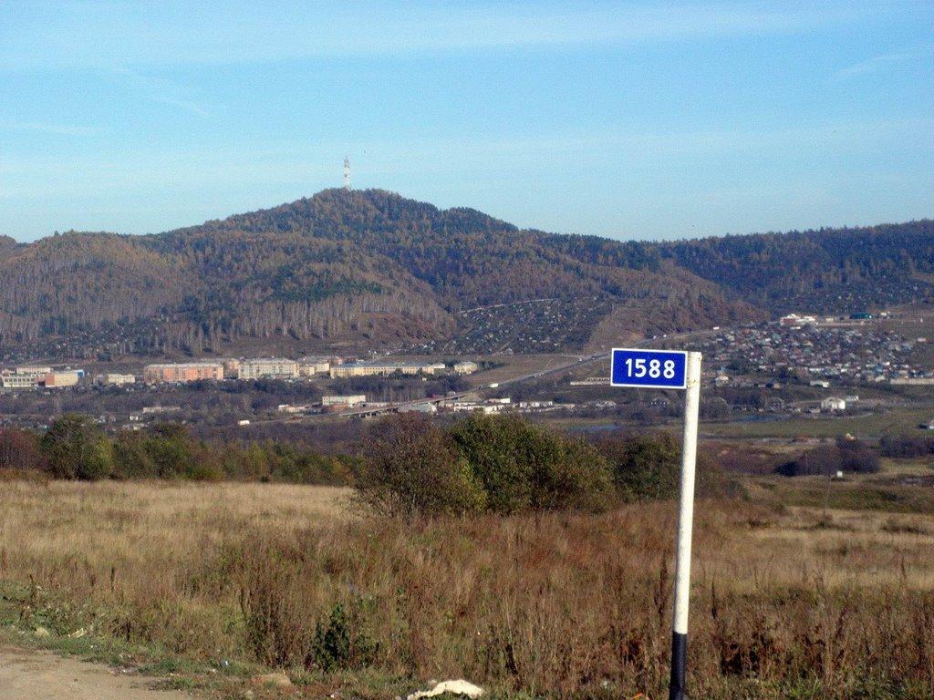1588 км. от Москвы, Сим
