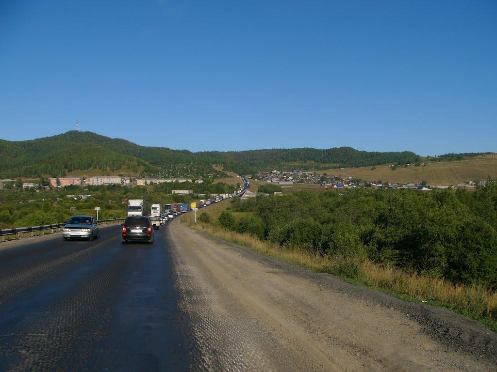 По дороге к Симу (04авг2012), Сим