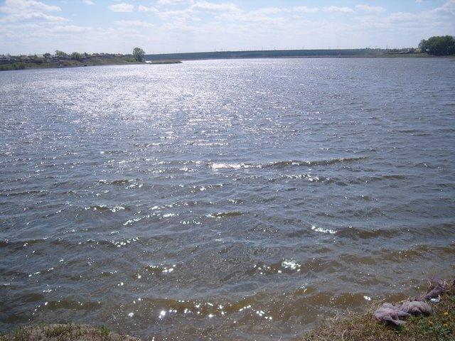Величие брегов Уя и тряпочка, которую я не заметил., Троицк