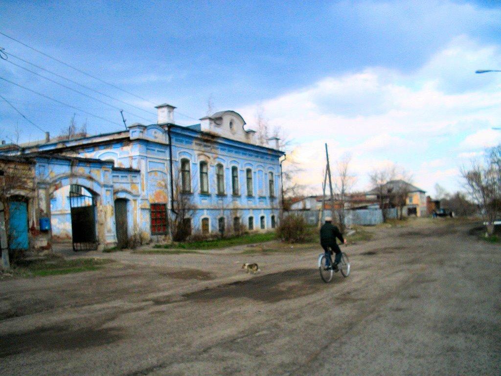 Улочки Троицка, Троицк
