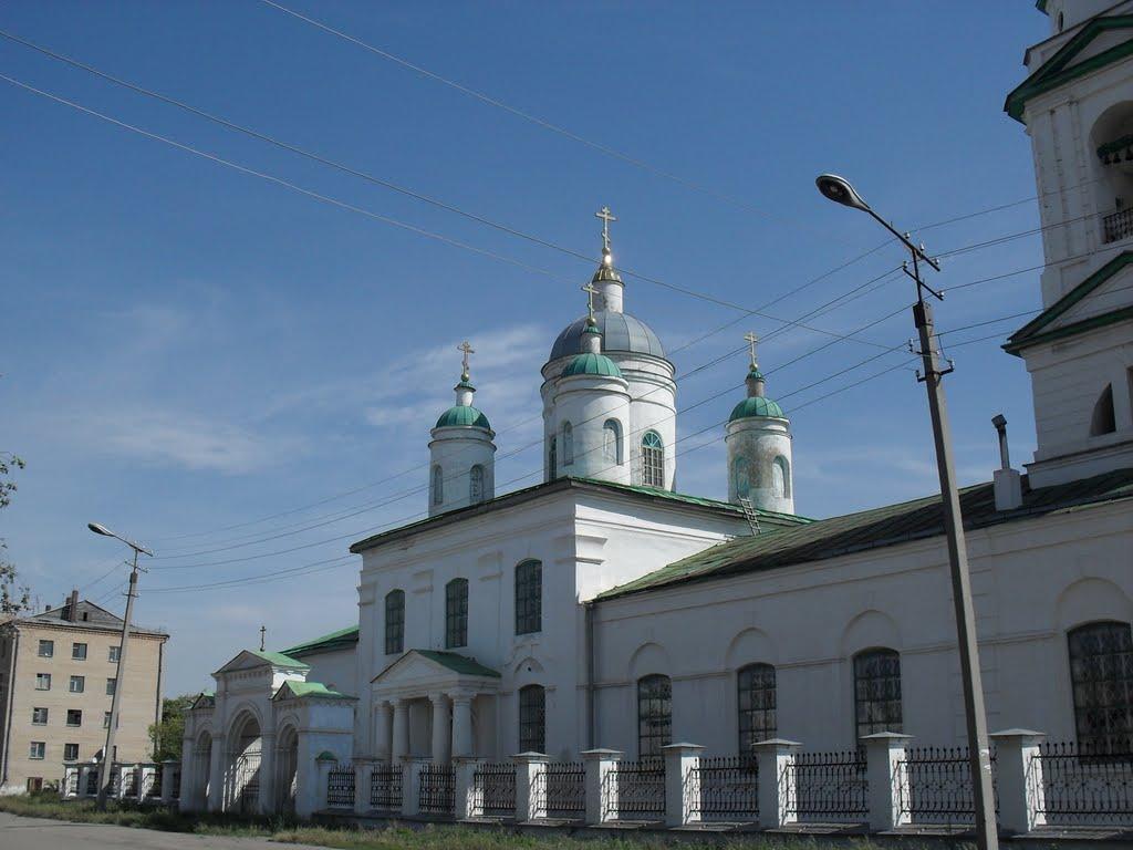 уйский собор, Троицк