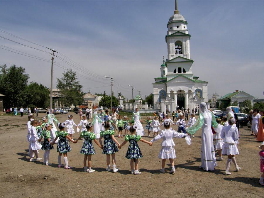 Свято-Троицкий собор, Троицк