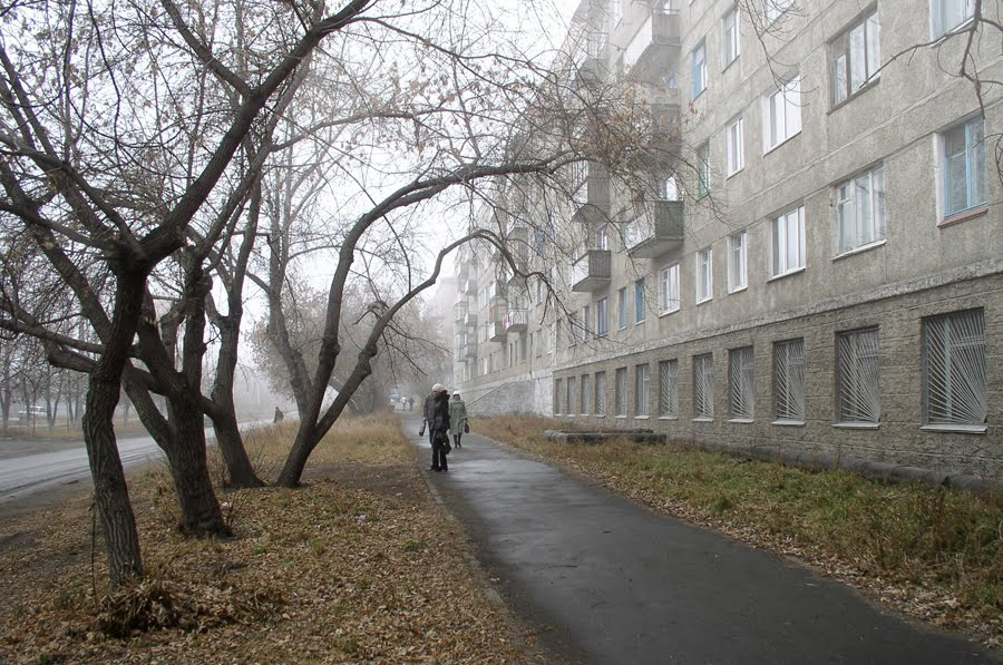 Октябрь, Троицк
