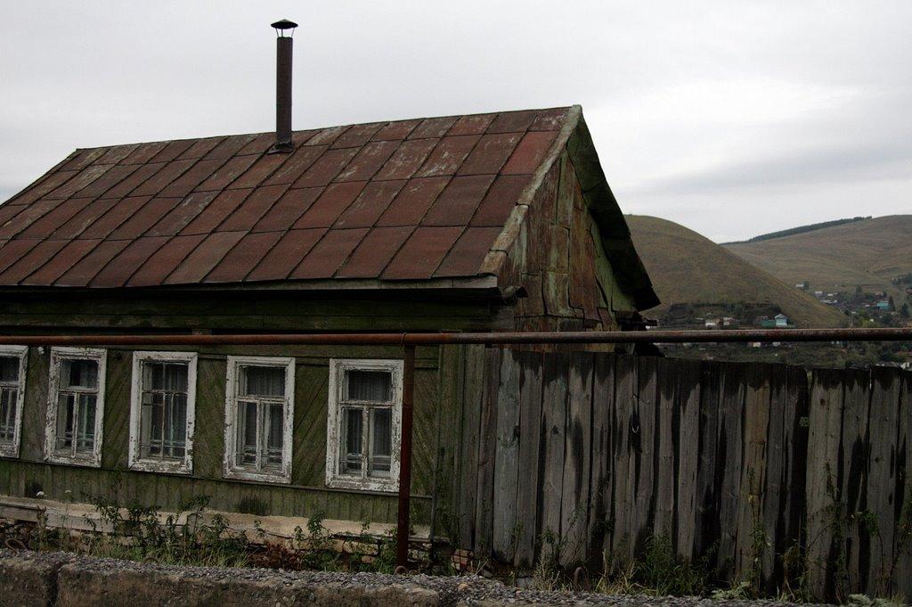 дом, Усть-Катав