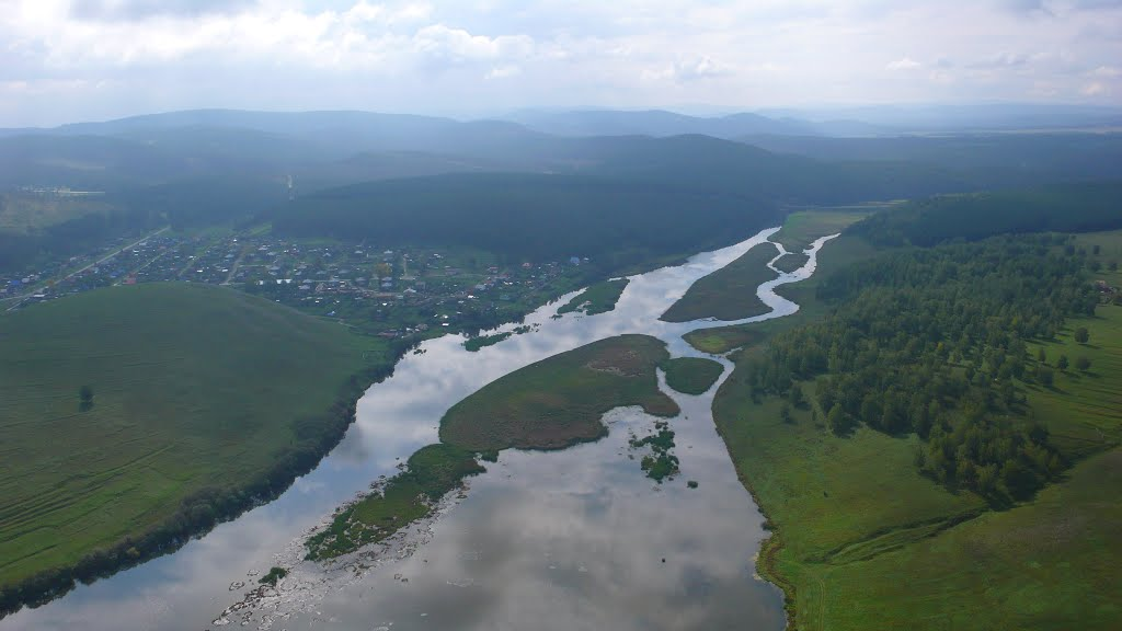 Пруд, Усть-Катав