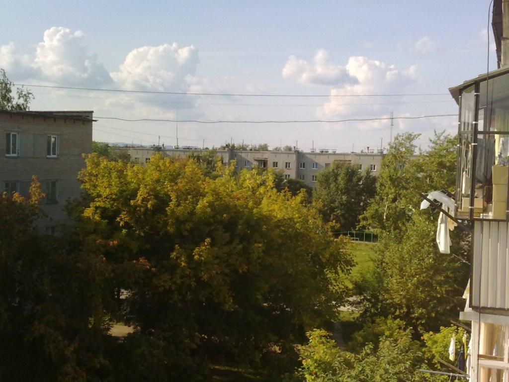 Вид из окна, Чебаркуль