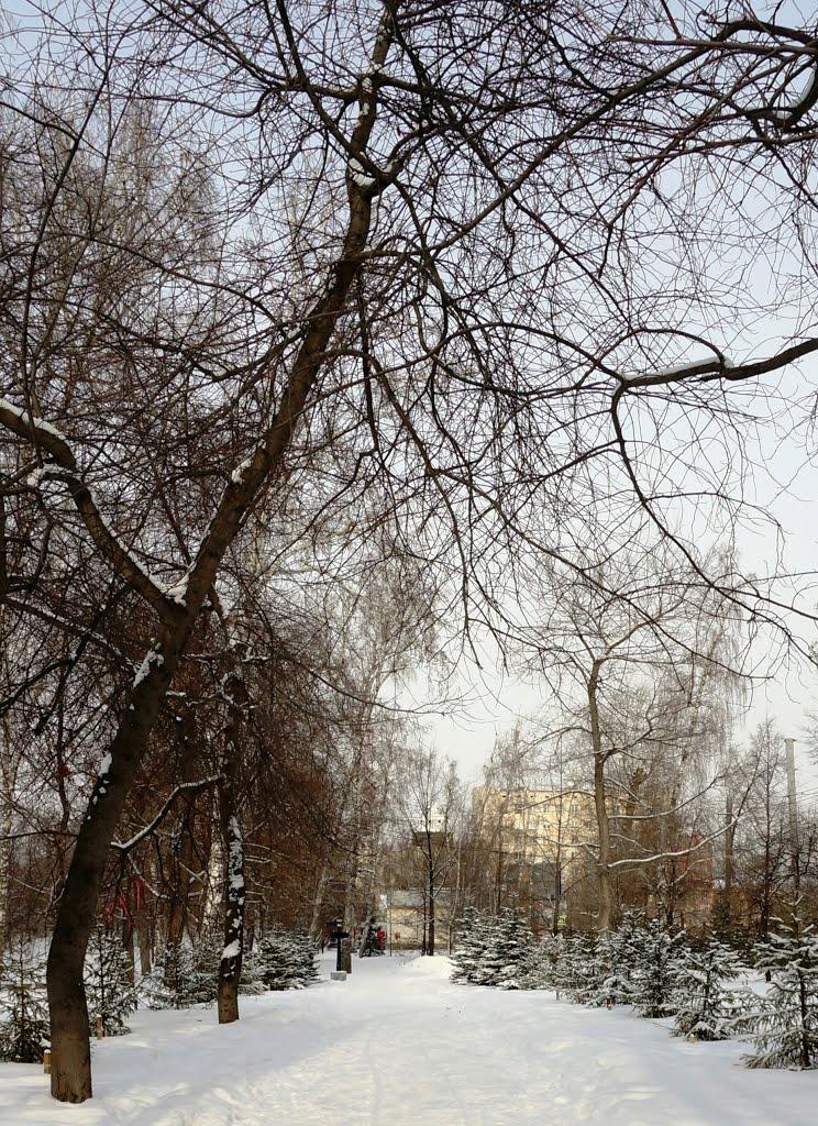 Аллея /Parkway/, Челябинск