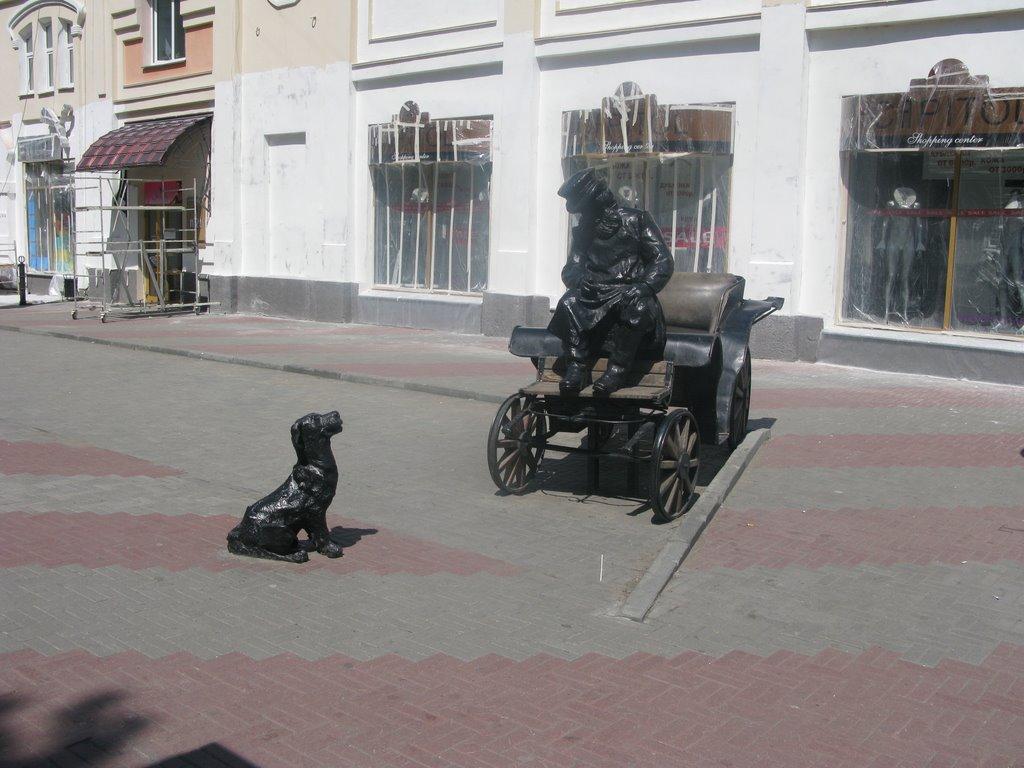Железяки. (Июнь) // www.abCountries.com, Челябинск