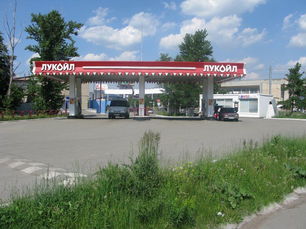 АЗС // www.abCountries.com, Челябинск