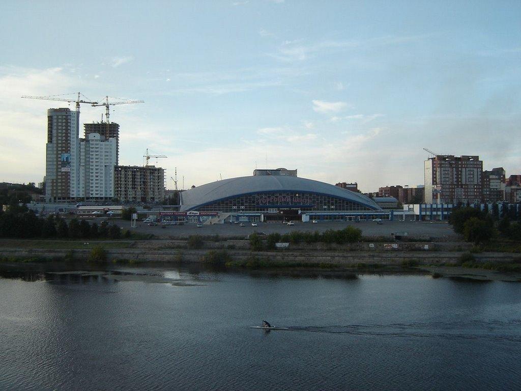 tradecenter, Челябинск