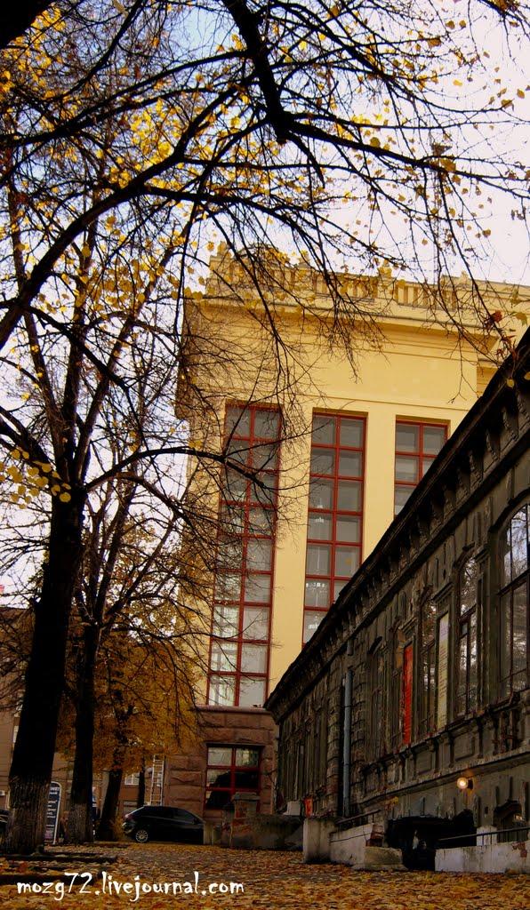 ...Осень в Городе/Autumn in the City !!!, Челябинск