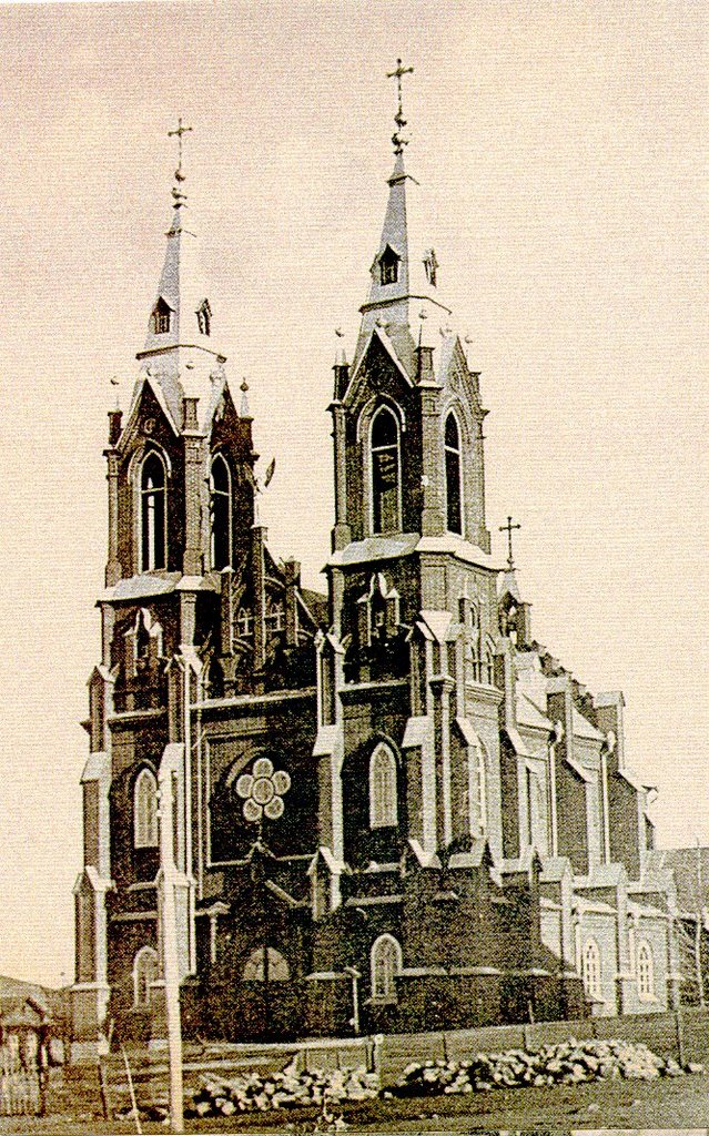 Костел (до 1932г), Челябинск