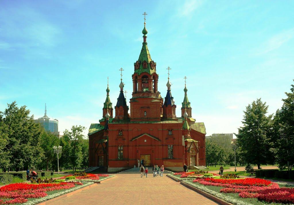 Храм Александра Невского /Alexander Nevsky Church/, Челябинск