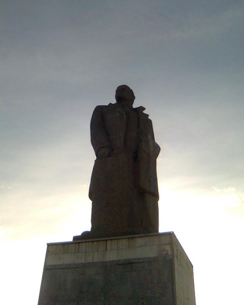Ленин, Южно-Уральск