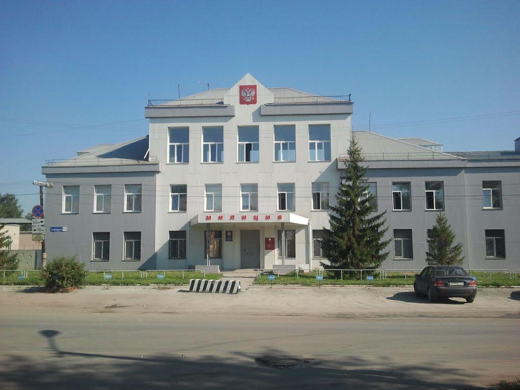 Милиция Полиция 13,08,2011 года, Южно-Уральск
