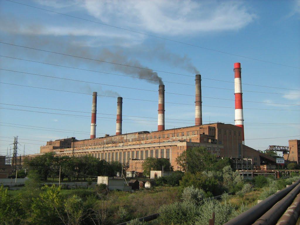 Южноуральская ГРЭС, 07.2010, Южно-Уральск
