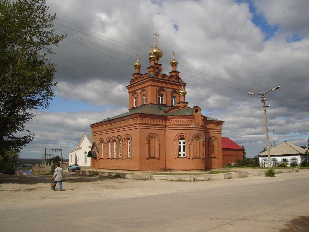 Chiesa di Yuzhno-Uralsk, Южно-Уральск