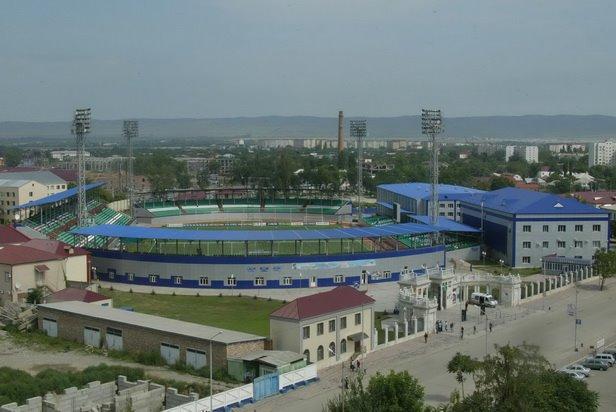 Stadion, Грозный