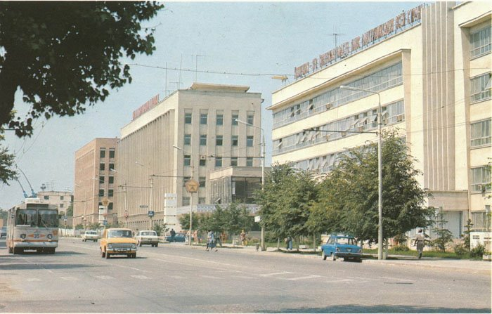 Djokhar-City, Chechen Republic of Ichkeria !!!, Грозный