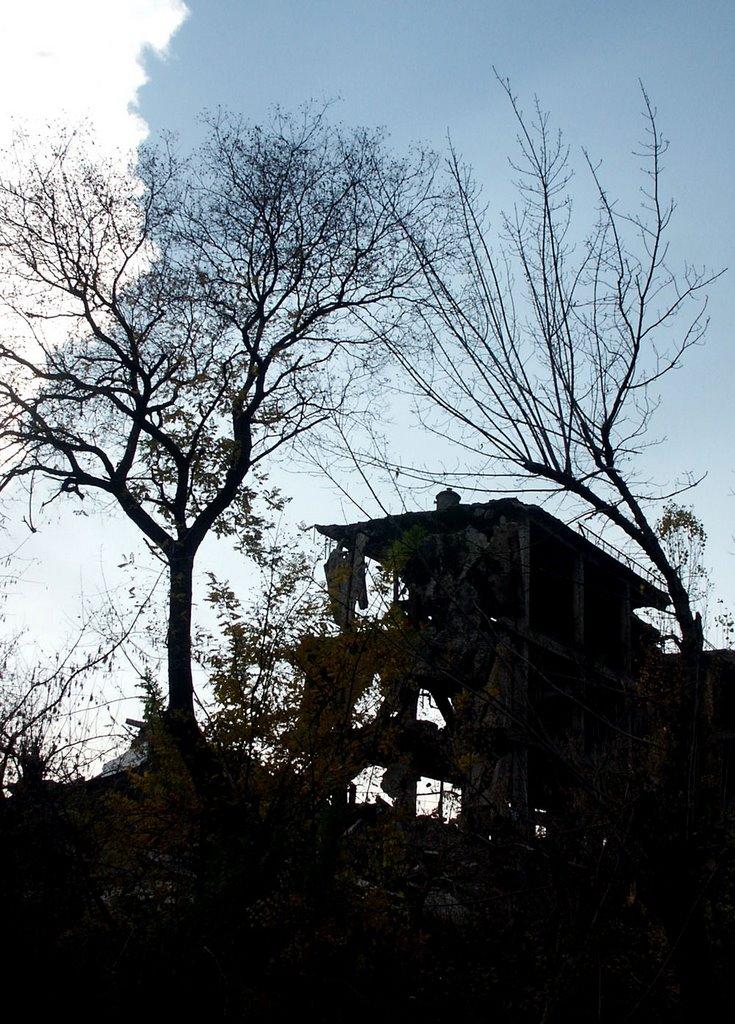 Хим. завод, Grozniy, 2004, Грозный
