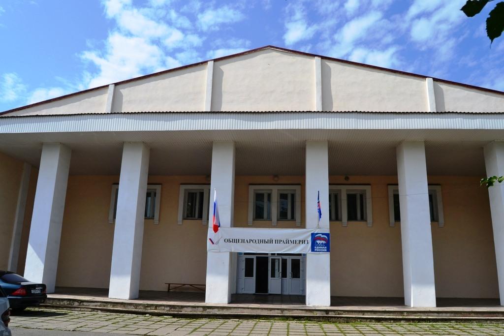 Назрань. Ингушский государственный театр юного зрителя имени Дж. Яндиева, Назрань